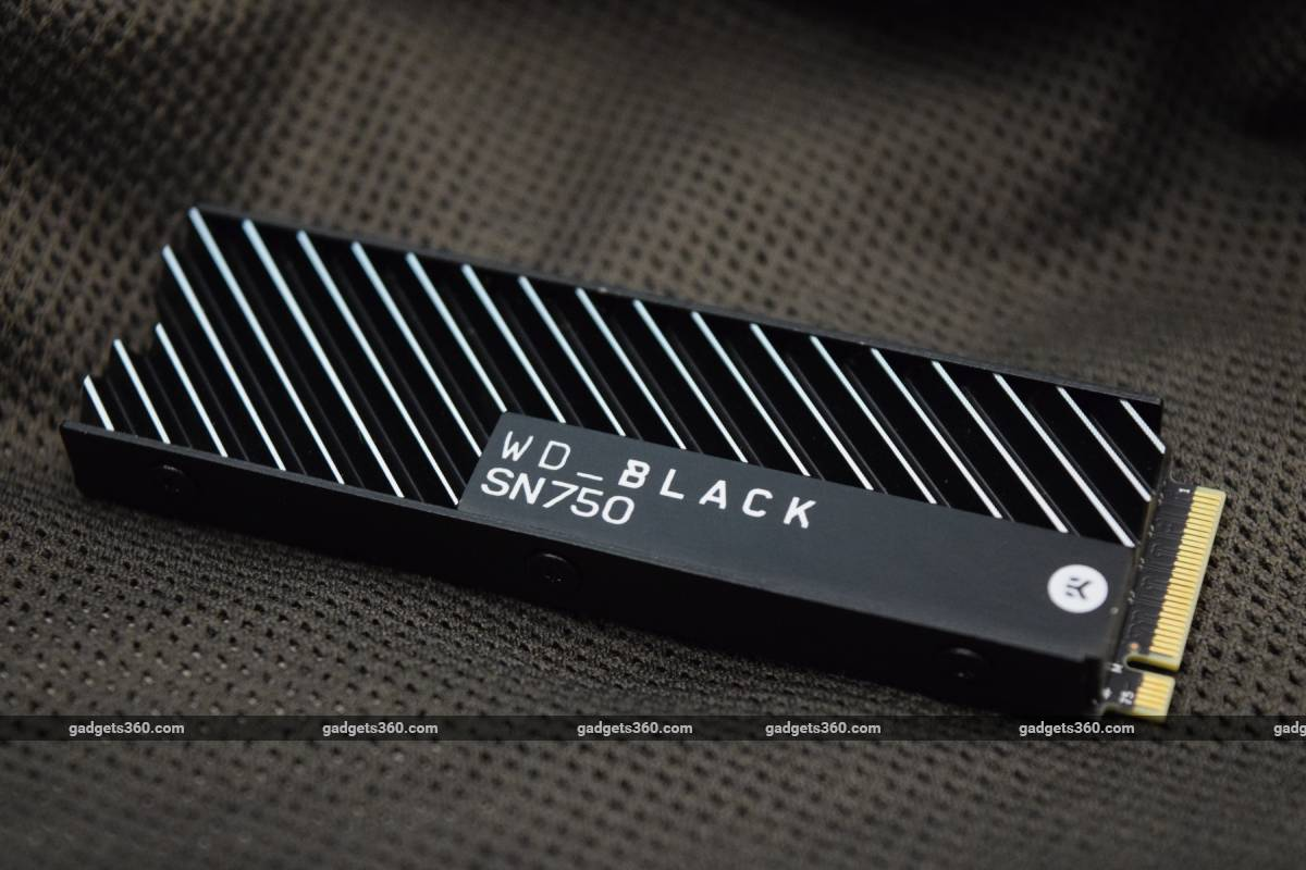 WD Black SN750 SSD Review