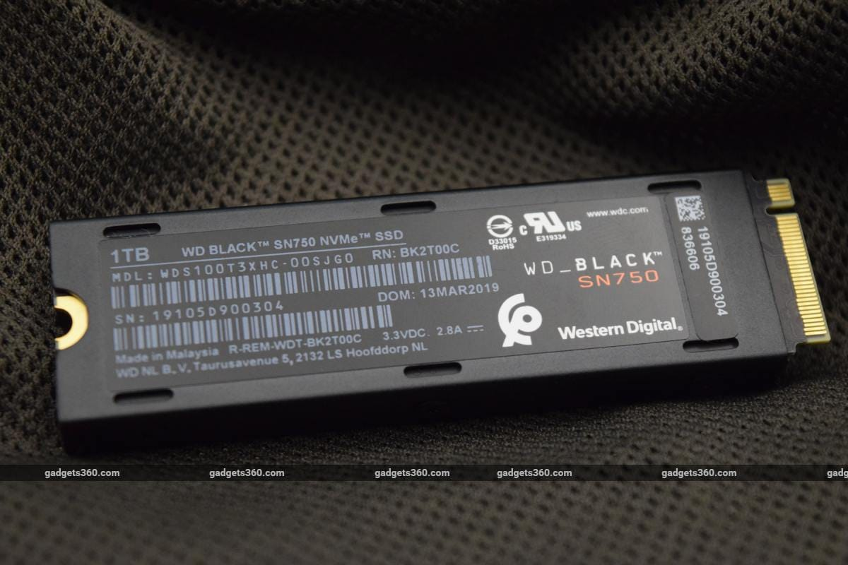 wd black sn750 rear ndtv wd