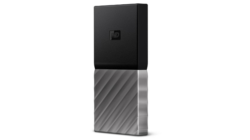 WD My Passport Portable SSD With 515MBps Read Speeds Launched