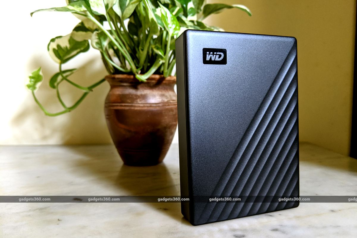 WD My Passport (2019) 5TB Review