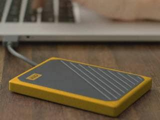 Amazon Prime Day 2019: WD My Passport Go Portable SSD With Shock Protection Launched in India