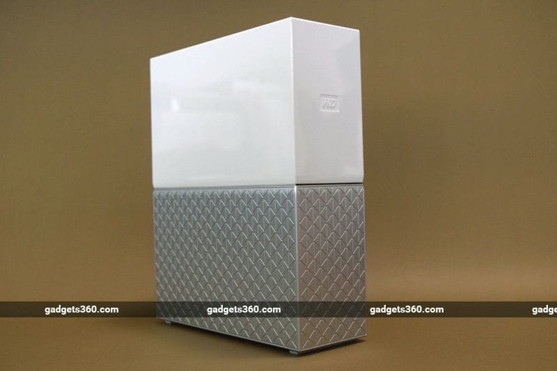 WD My Cloud Home Review | NDTV Gadgets360 com