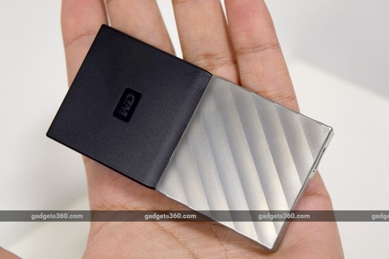 WD My Passport SSD Review | NDTV Gadgets360 com