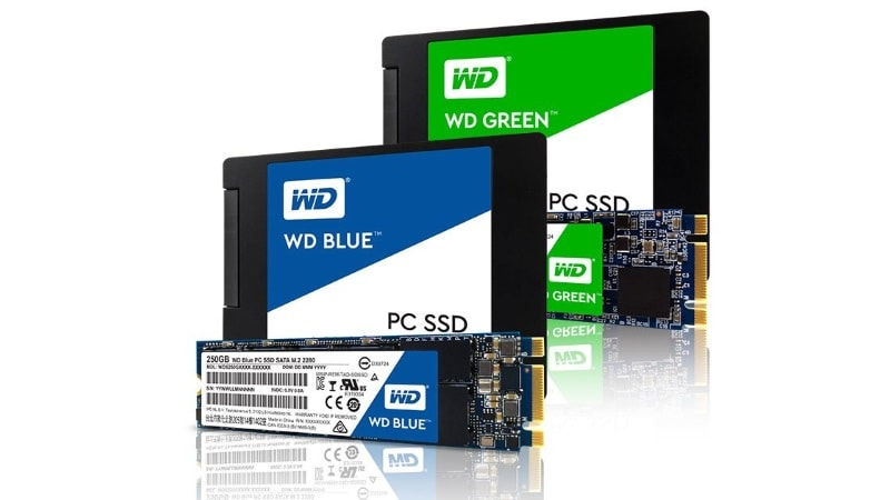 WD Launches New Consumer SSDs, Redesigned My Book and My