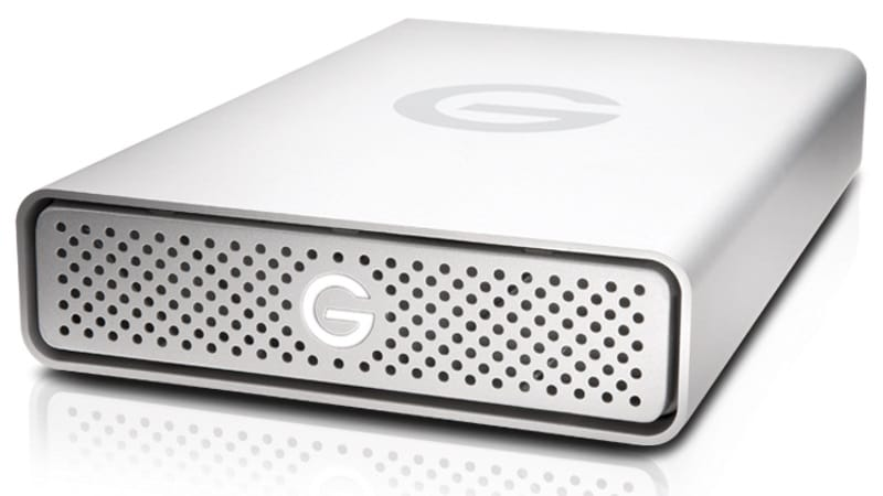 Western Digital's New G-Drive USB-C Hard Disk Can Charge Your Laptop