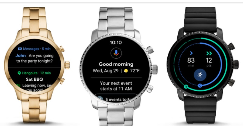 Wear OS by Google Redesigned With New Notification Stream, Android Pie-Like Quick Settings, Fresh Assistant Interface