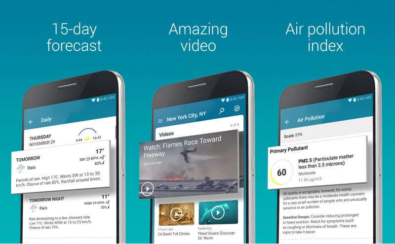 How This Weather App Can Make Your Life A Lot Easier
