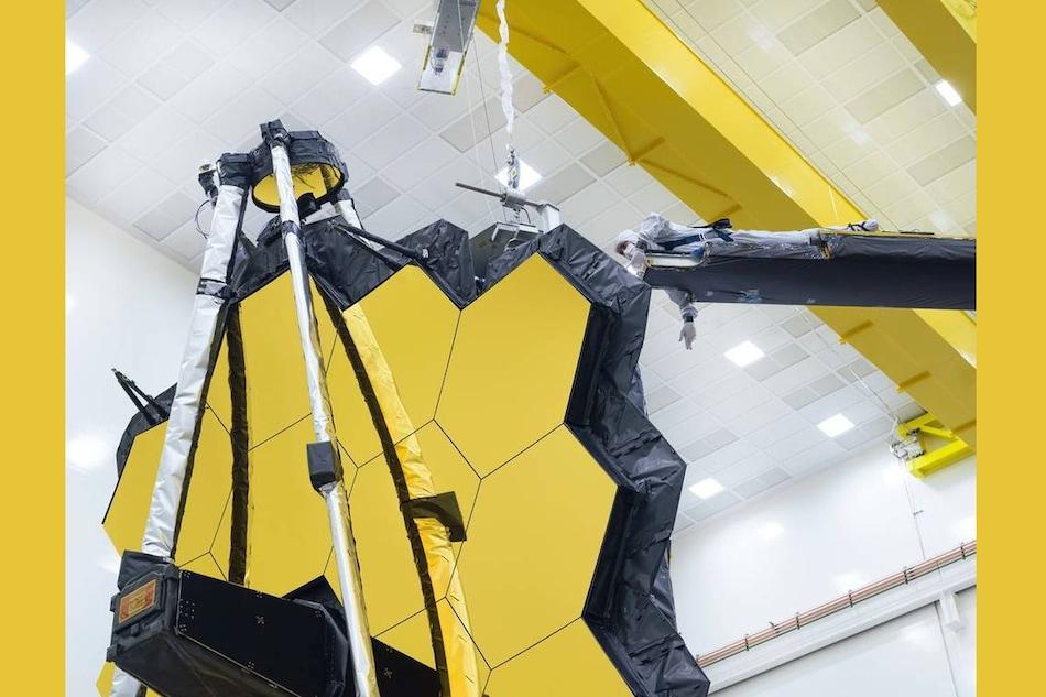 NASA's Giant James Webb Space Telescope Succeeds in Key Pre-Launch Test