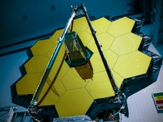NASA's James Webb Space Telescope Takes a Step Closer to the Stars