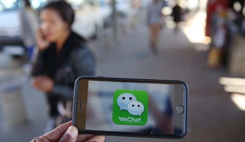 WeChat Denies Storing User Chat Histories