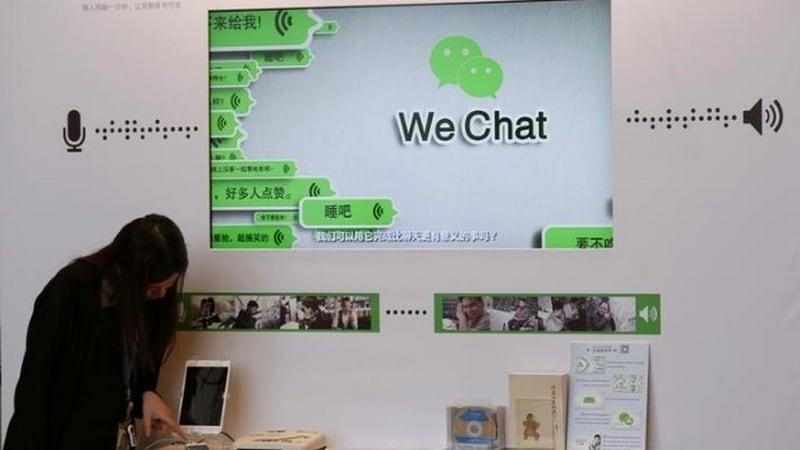 WeChat reaches landmark 1 billion user accounts