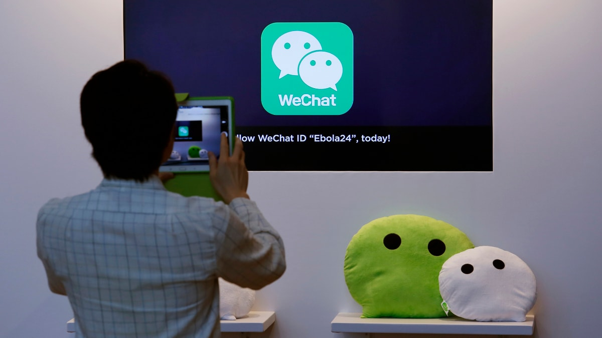 Translation Key on WeChat Takes Jabs at Other Country's Flags, Fix Incoming