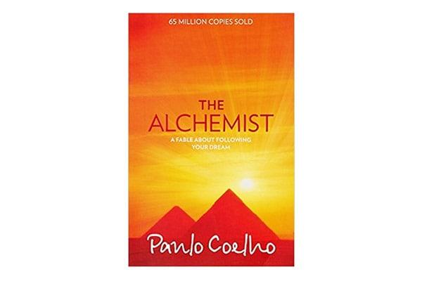 weekend essentials Alchemist Paulo Coelho
