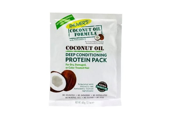 weekend essentials palmer s coconut oil formula deep conditioning protein pack