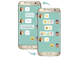 Samsung Wemogee App Uses Emojis to Help Aphasia Patients Communicate