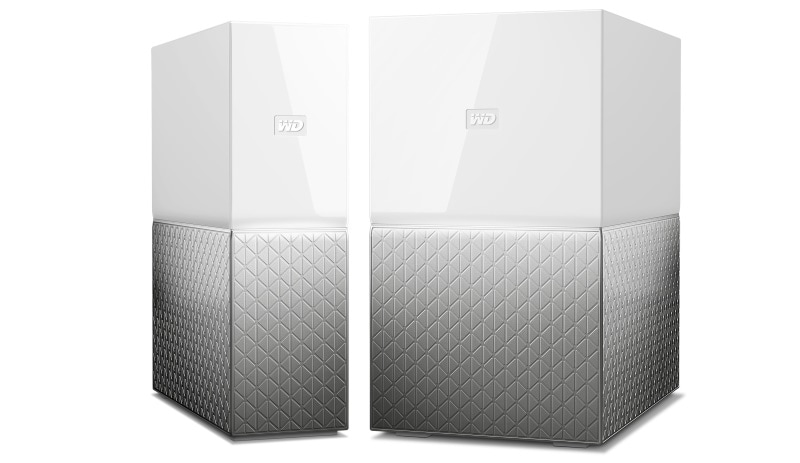 Western Digital My Cloud Home Personal Cloud Storage Wireless Drives Launched