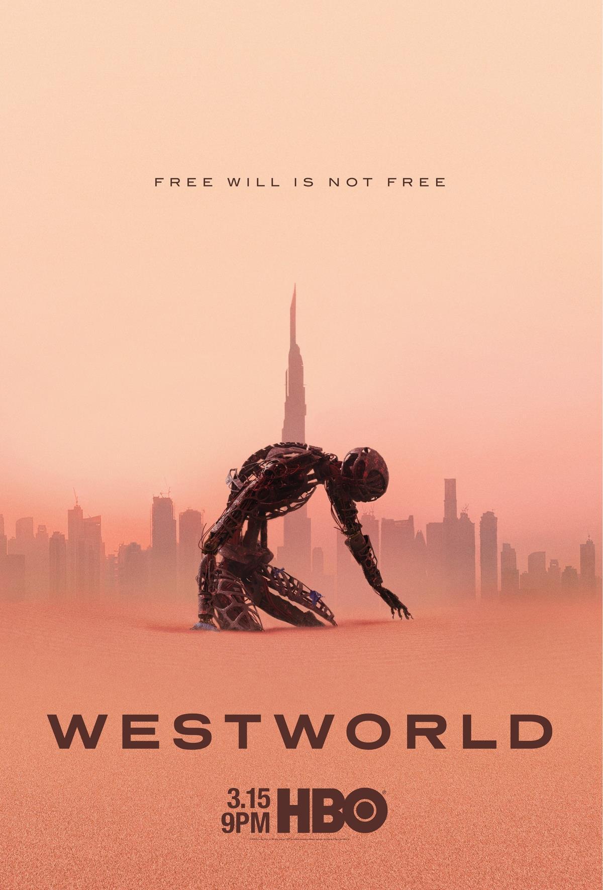 westworld season 3 poster Westworld season 3 poster