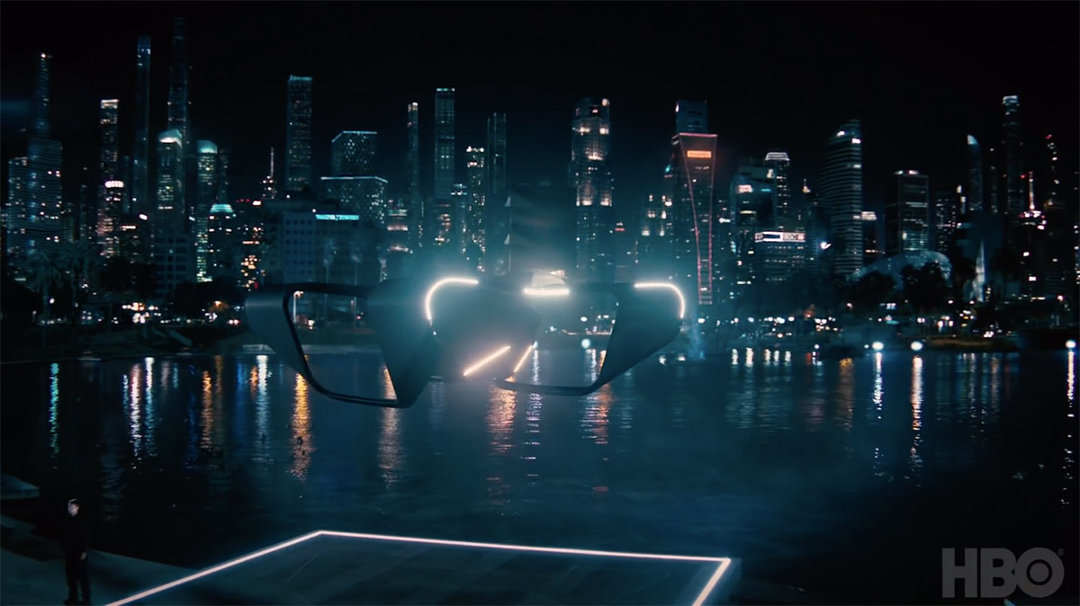 Westworld Season 3 First Trailer Introduces Aaron Paul's Character and the Futuristic City It's Set In