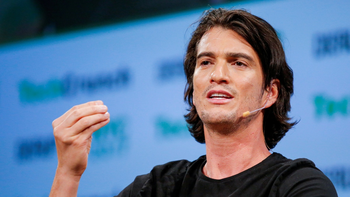 WeWork board is turning against CEO Adam Neumann