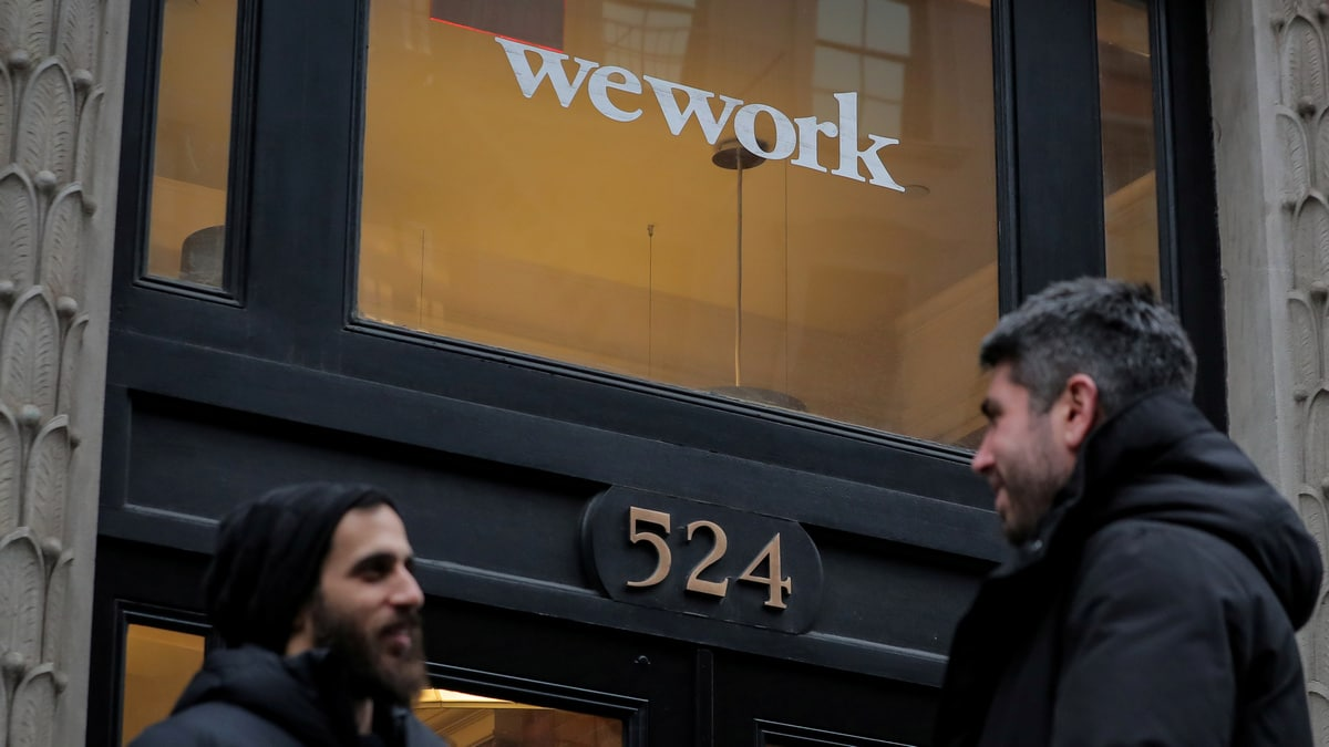 How SoftBank Made WeWork an Offer It Had to Accept
