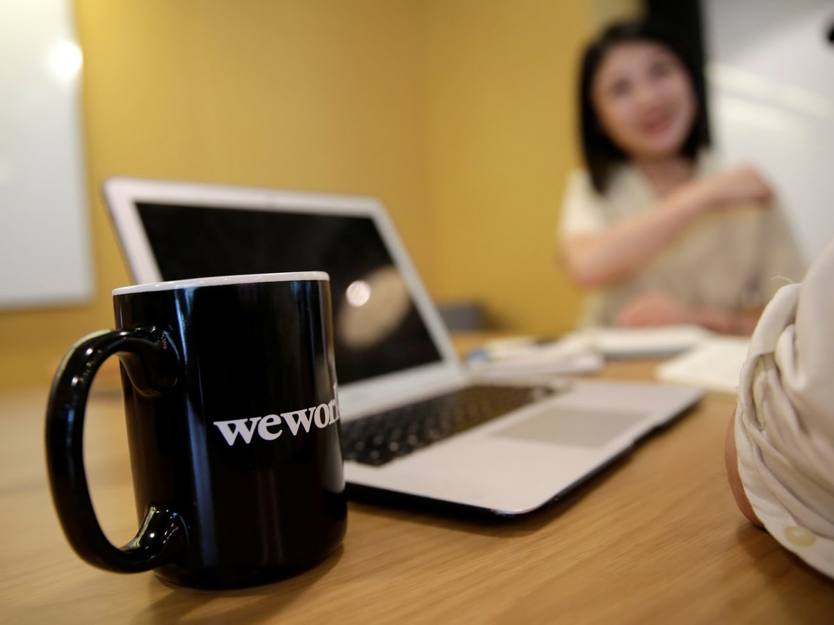 WeWork Said to Have Signed Office Space Deal With SoftBank-Backed Gympass