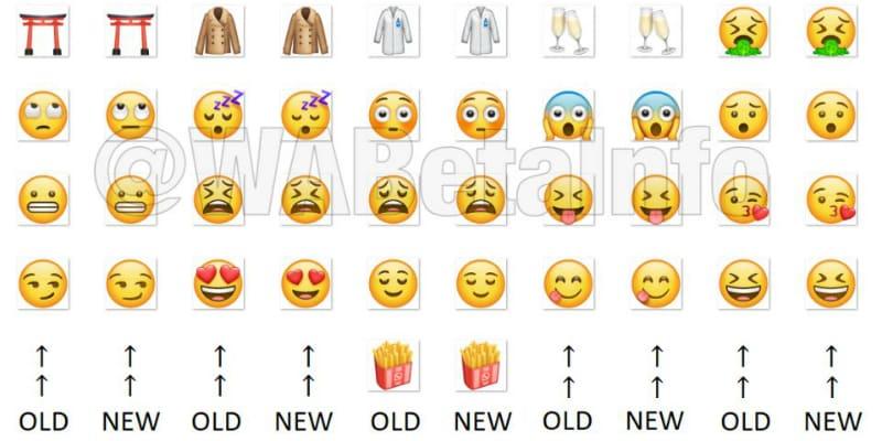 whatapp android new emoji layout wabetainfo WhatsApp
