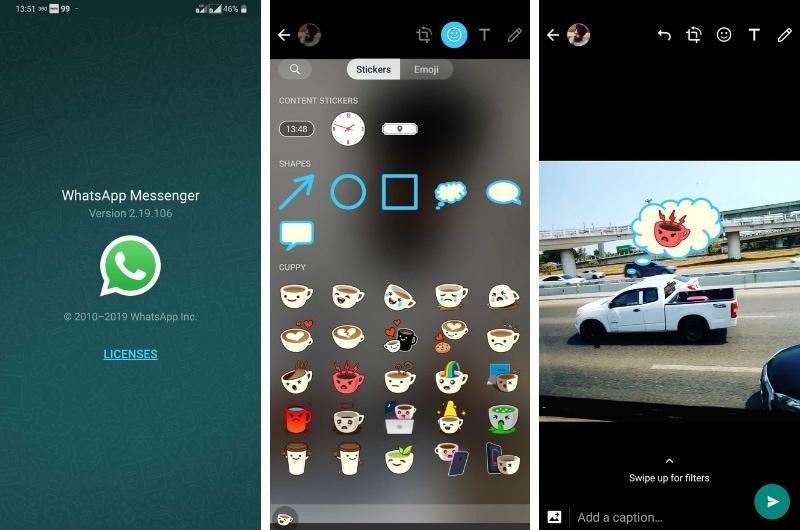 whatsapp beta gadgets 360