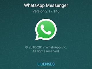 व्हाट्सऐप एंड्रॉयड ऐप में वीडियो कॉल के लिए आया अलग बटन