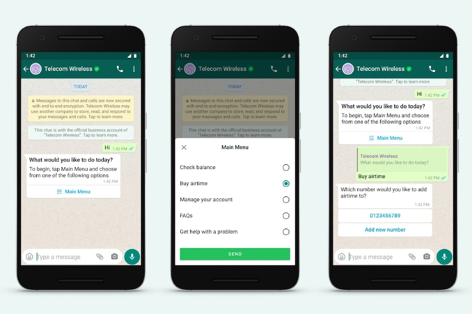 WhatsApp Business API Gets New Updates to Help Businesses Communicate With Customers More Quickly