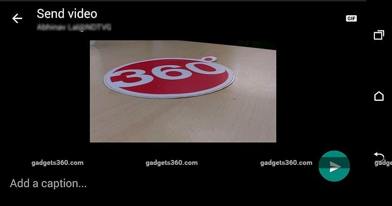 whatsapp gif android screenshot gadgets360 whatsapp