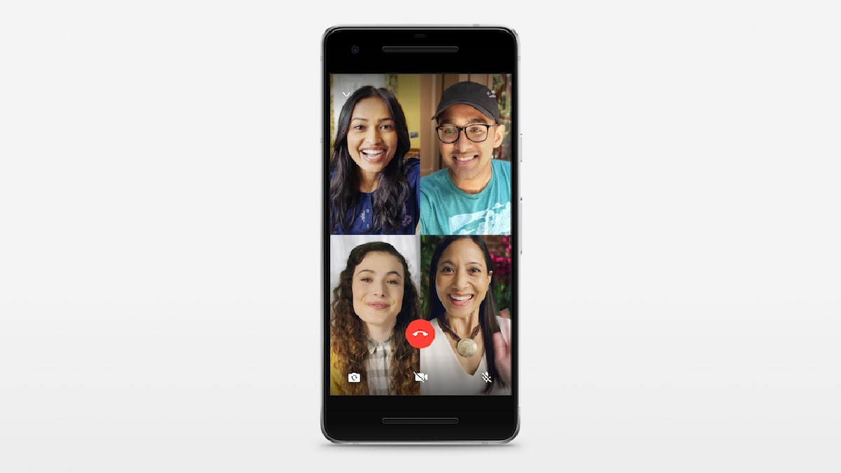 WhatsApp May Allow More Users in Group Calls to Take on Google Duo, Zoom