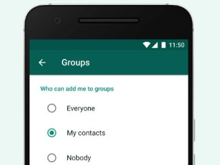 WhatsApp Unveils New Privacy Setting That Prevents Spam Group Invites