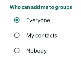 WhatsApp Privacy Setting for Group Invites Now Available via Android, iPhone Beta: Here's How to Install, Use