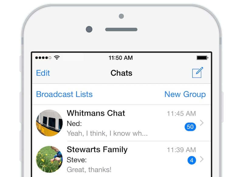 Deleted a WhatsApp Message? This 'Feature' Still Lets Others