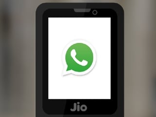 WhatsApp for Jio Phone Is Getting Status Feature: Report