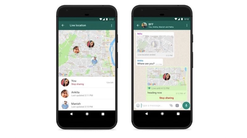 WhatsApp's Live Location Sharing Feature: Your 10-Point Cheatsheet