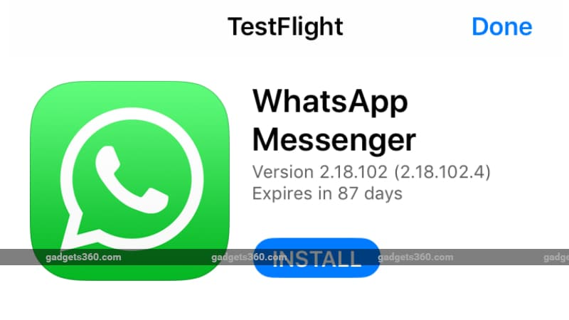 WhatsApp for iOS Beta Version Now Publicly Available: How to Download
