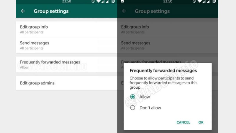 WhatsApp Now Lets You Send 30 Audio Files at Once, iPad Support Spotted