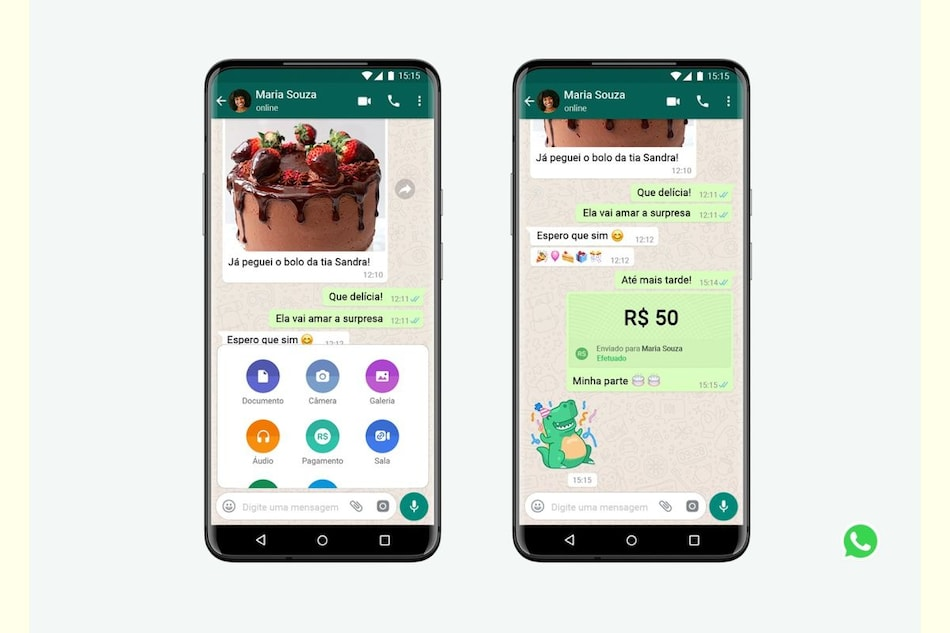 WhatsApp Money Transfers Relaunched in Brazil, Facebook CEO Zuckerberg Announces