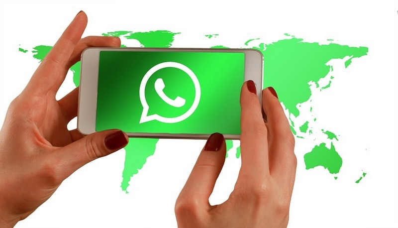 Beware This Whatsapp Black Dot Message Bomb Crashes Android