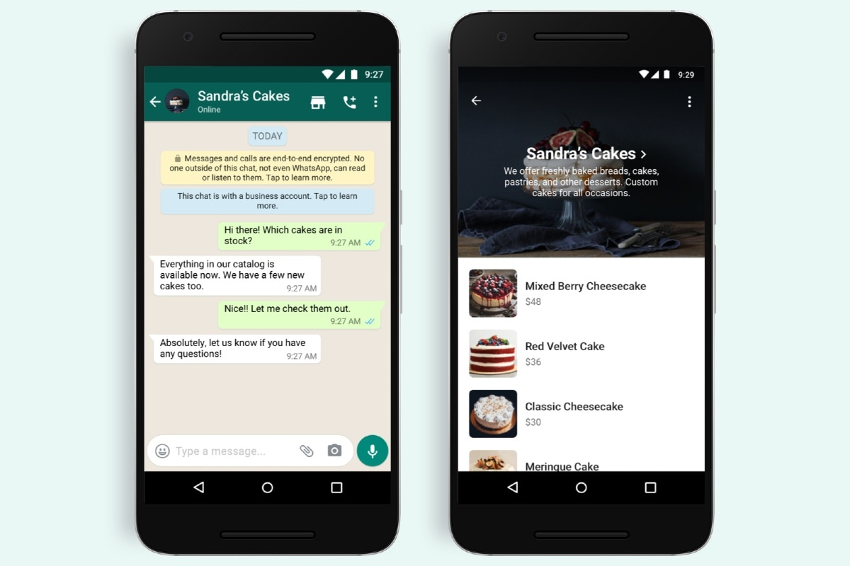 WhatsApp Business gets a new shopping button, check how the feature works