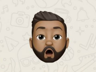 WhatsApp for iPhone Latest Beta Brings Memoji Stickers Support, 'WhatsApp From Facebook' Branding