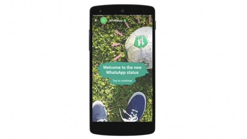 व्हाट्सऐप स्टेटस फ़ीचर ने स्नैपचैट को पछाड़ा, हर रोज़ 17.5 करोड़ लोग कर रहे हैं इस्तेमाल