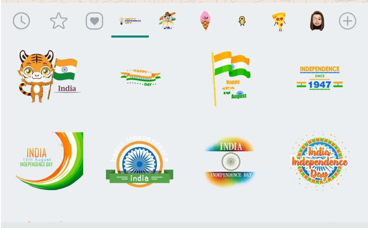 WhatsApp Beta can get search tab for stickers