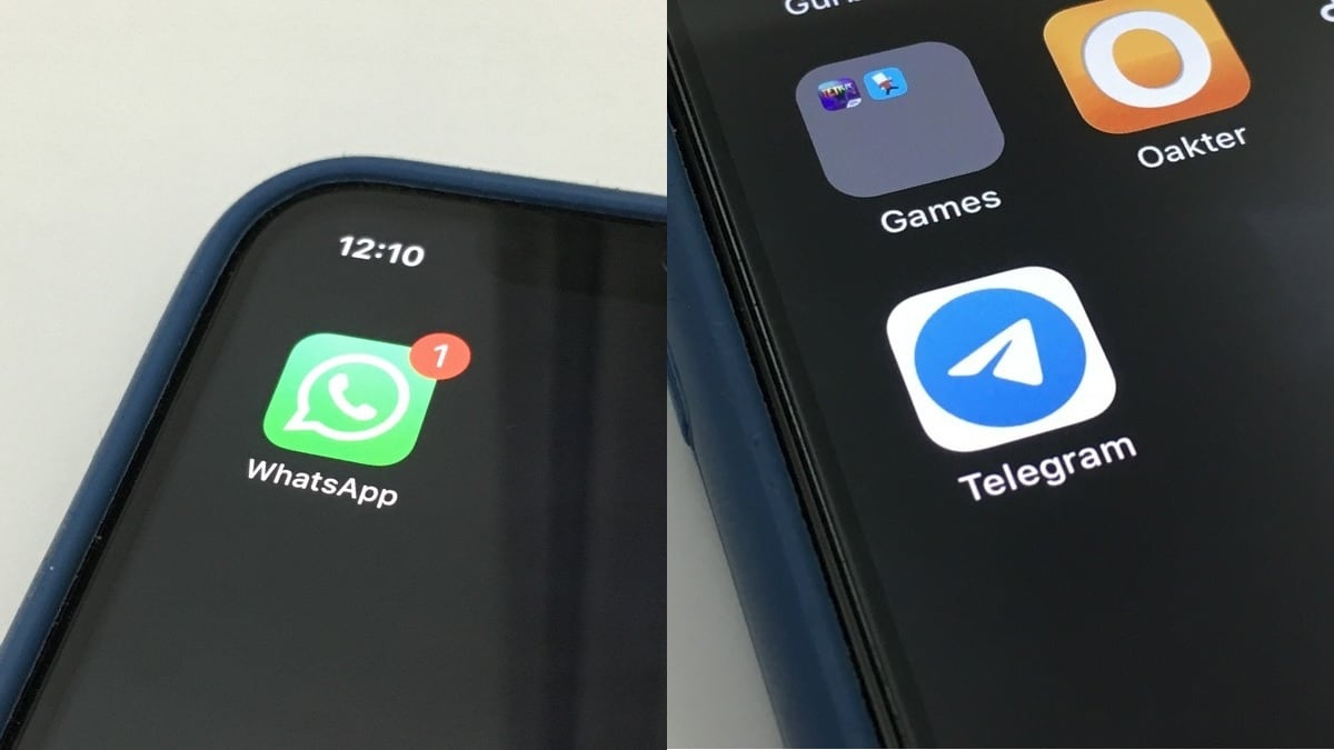 WhatsApp, Telegram photos, audio files at risk: What should users do