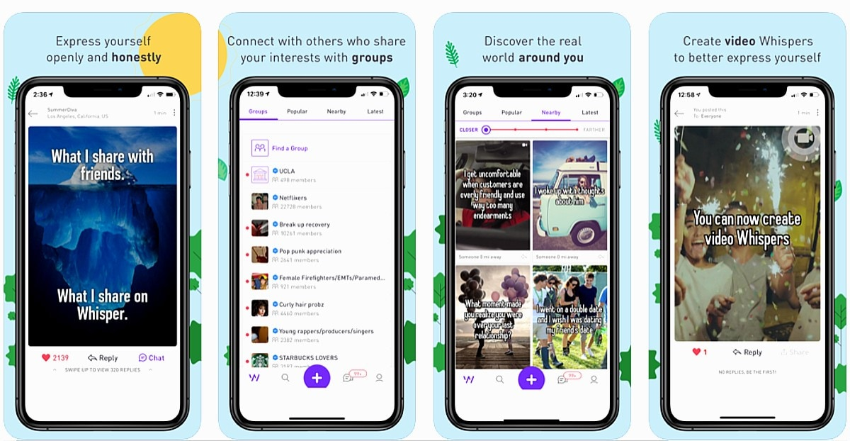 Secret-Sharing App 'Whisper' Allegedly Exposed Millions of People's Private Data: Report