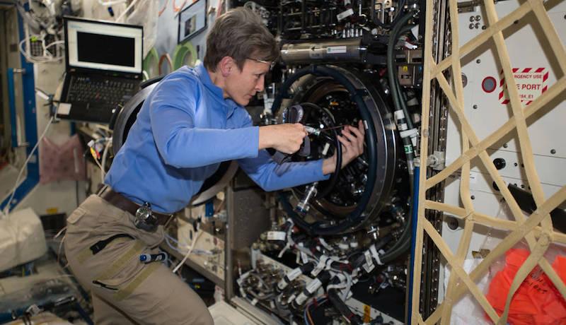 Trump to Make Earth-to-Space Call Congratulating Record-Breaking NASA Astronaut