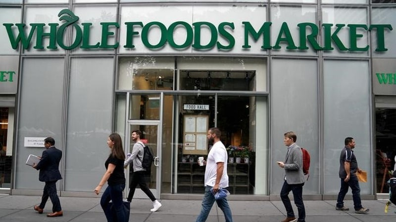 Amazon Whole Foods Deal Opposed by Retail Workers Union