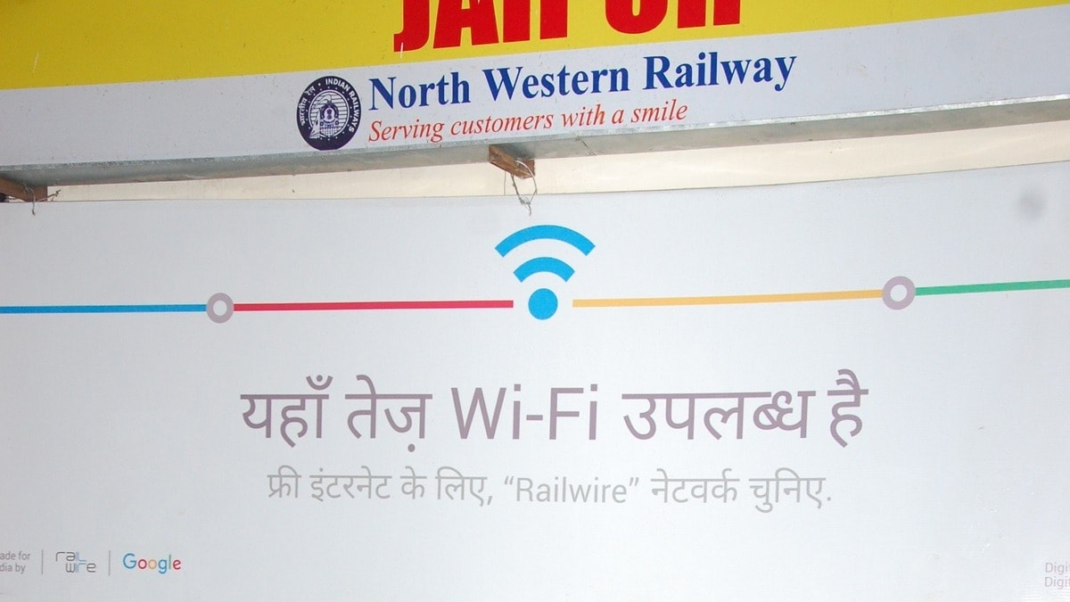 RailTel Says Free Wi-Fi Service Will Continue at 415 Stations After Google Contract Ends