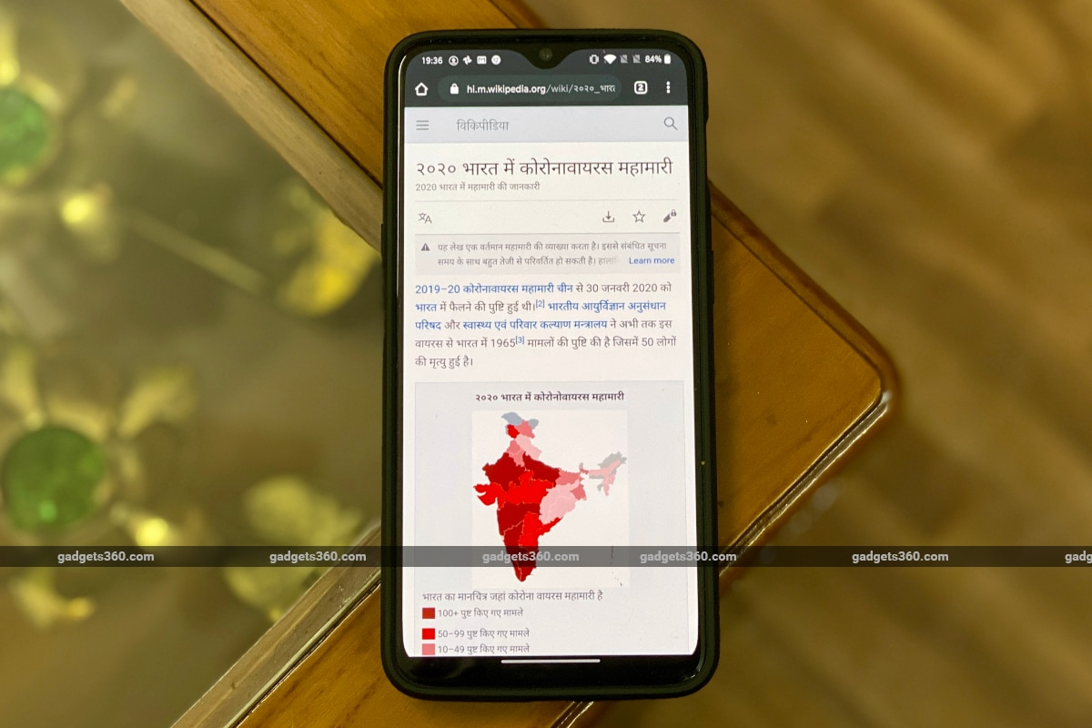 Wikipedia Project SWASTHA Aims to Eradicate Fake News Around the Coronavirus Outbreak in India